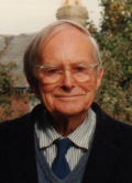 Edward Upward in 1993, photo taken by Keith Langridge